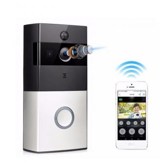 best video doorbell smartphone