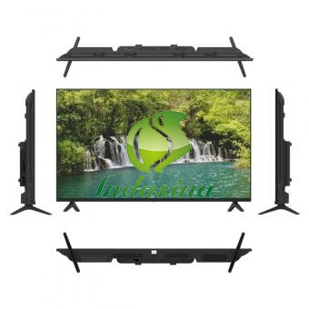 50inch Tv Frameless Cabinet Backlighting Design