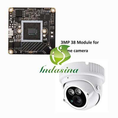 3MP 38 Infrared Module for Smart Security Bullet Camera, Demo Camera, IP Camera