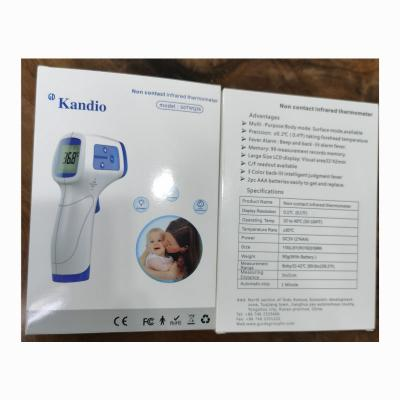 Digital Body Forehead Non-Contact Infrared Thermometer