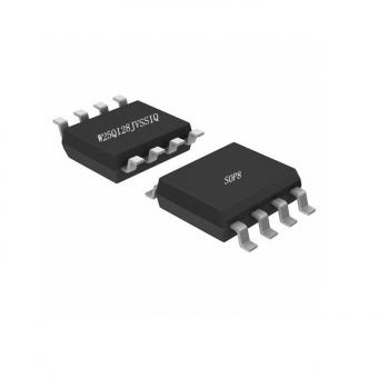 3V 128Mbit Serial Flash Memory With