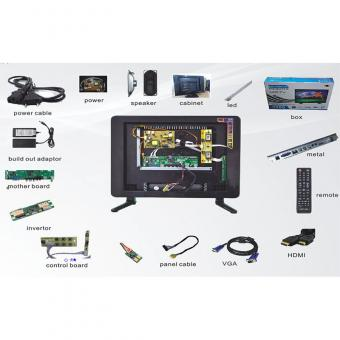 LED TV CKD SKD Solutions TV CKD Parts