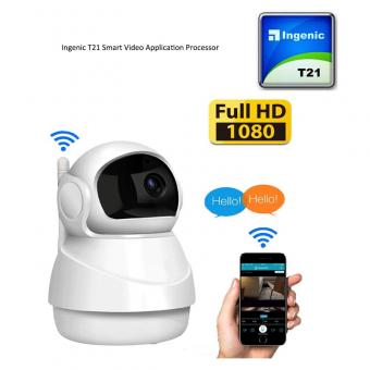 Ingenic T21 smart video application processor
