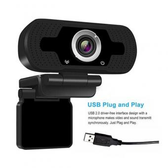 HD USB 2.0 PC WebCam
