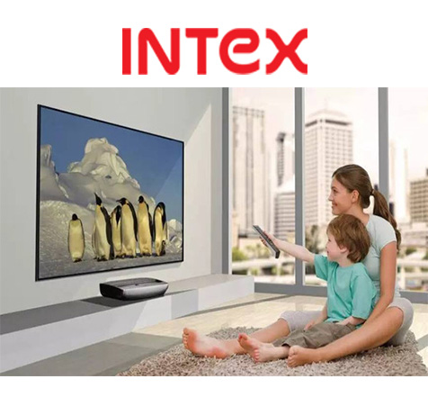 INDASINA started cooperation with INTEX on the whole LED TV ​CKD solutions